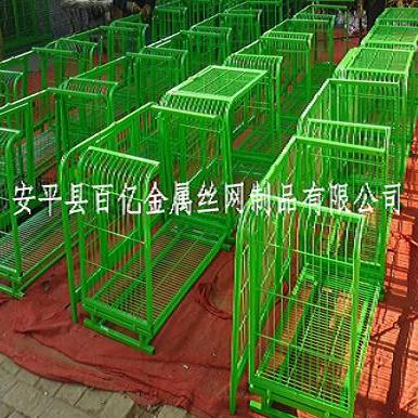 Square Tube Dog Cage