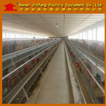 galvanized battery chickens cages machine