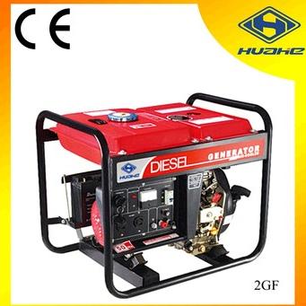 2KW Diesel Generator Single Phase