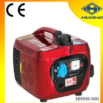 850W Huahe Inverter Gasoline Generator