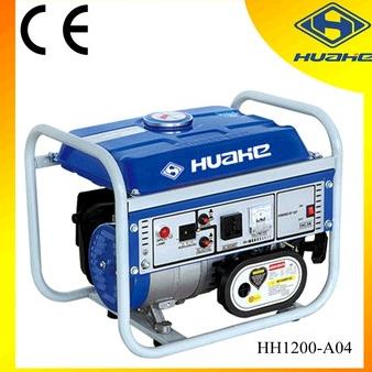 750W 2 Stroke Gasoline Generator