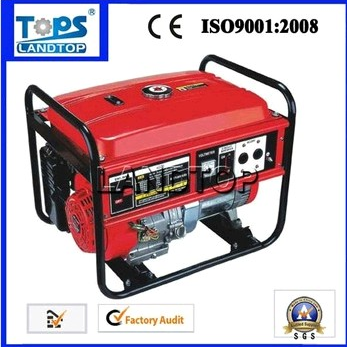 Tops 5KW Natural Gas Turbine Generator