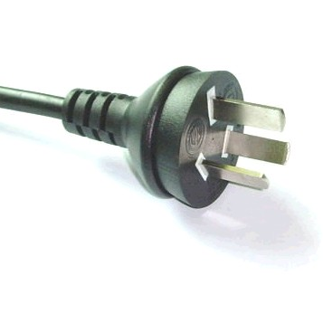 Argentina Power Cable with 3 Pin Plug IRAM