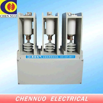 JCZ8C Capacitor Vacuum Contactor 12KV /7.2KV 160A-800A