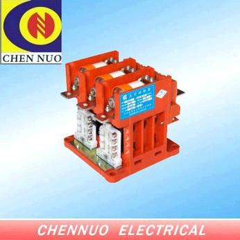 CKJ5 400A /1.14KV Coil AC Vacuum Contactor Unit
