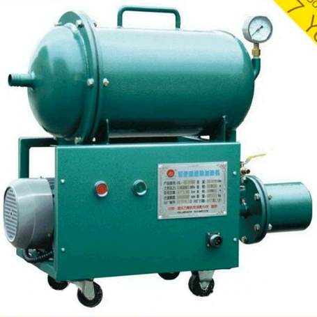 GL Series Portable Cooking Oil Purifier