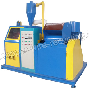 AMS-600 Copper Cable Granulator