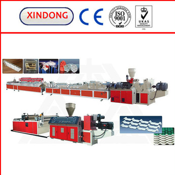 door and window production line