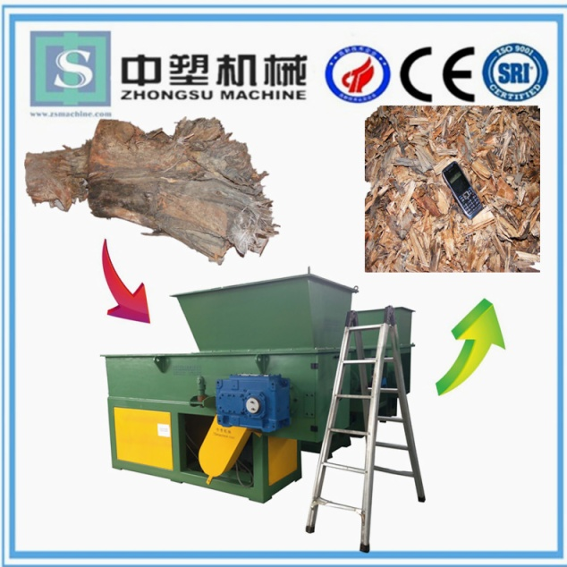 Single-Shaft Shredder SS-F