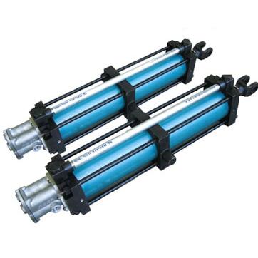 Алюмініевая прамысловасць цыліндру - Механічны супрацьугонная падальным