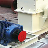 Output size can be adjusted high-efficient fine coal crusher