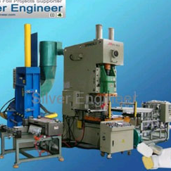 Automatic Aluminium Foil Container Production Line 2