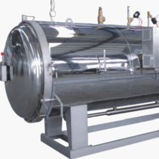 SY single chamber hot water immersion retort