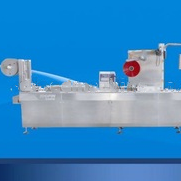 DLZ420 Computerized Automatic Continuous Stretch Vacuum Packing Machinery