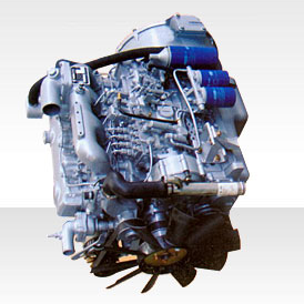 Vehicle diesel engine (QC4DB)
