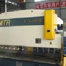 WC67Y-100/3200 hydraulic press brake