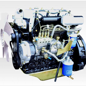 Vehicle diesel engine (QC4DC)