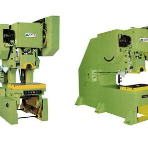 J23 series open tilting power press