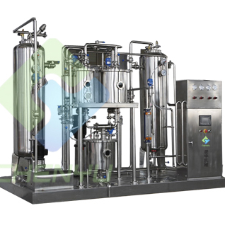 DYH series carbonated drink mixer