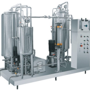 QHS series carbonated drink mixer