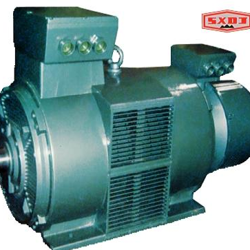 YR series (IP23) slip-ring three-phase asynchronous motors (frame size 160 to 400)
