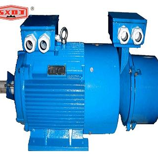 YR3 series (IP54) slip-ring three-phase asynchronous motors (frame size 132 to 450)