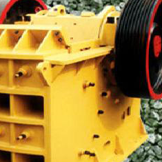HY jaw crusher