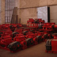 unique clay roof tile making machine
