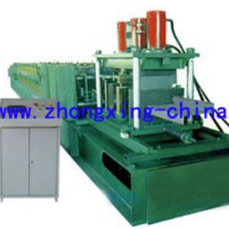 Z shape purlin machine