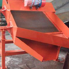 Advanced Fertilizer Machinery linear vibrating screen