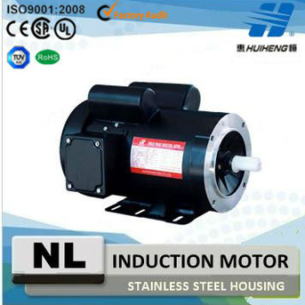 NEMA 56C 3450RPM Single Phase Induction Motor