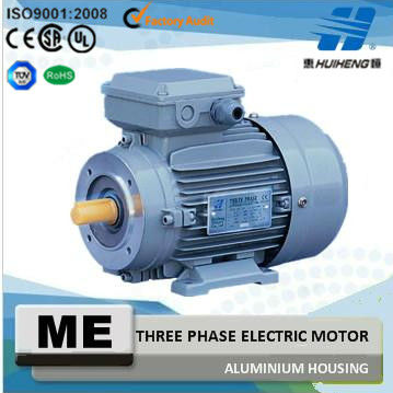 Aluminium Housing 2.2kW Three Phase Electric Motor