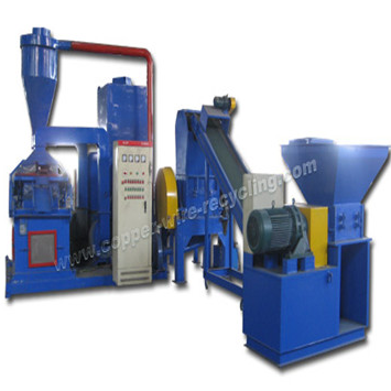 AMS-800 Copper Cable Granulator