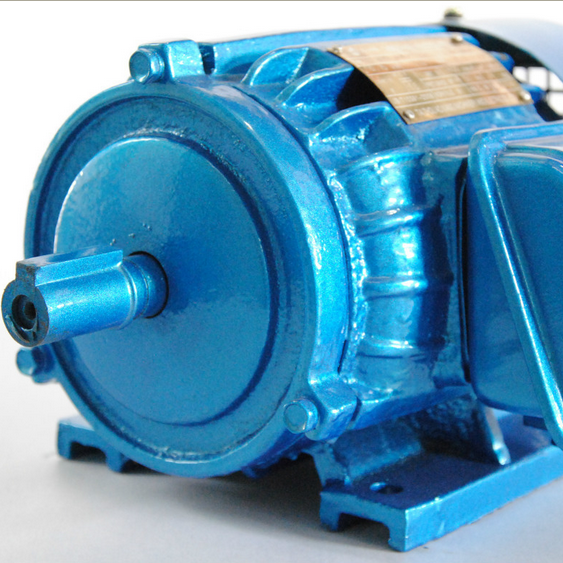 MS series three phase squirrel cage electric motor