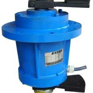 YZUL series vertical vibration motor for rotary sieve used in food and chemical industry