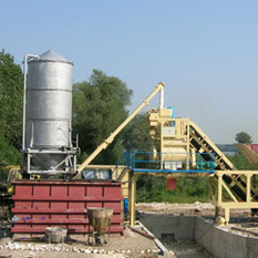 Cement mixing plant price