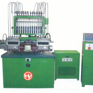 HY-H Co-pump test stand