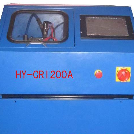 HY-CRI200A type high pressure common rail injector test bench