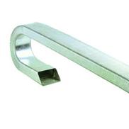 JR-2 type rectangle metalic hoses