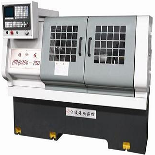 CNC lathe machine (model 6136/750 )