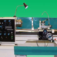 CDS6132 conventional light lathe
