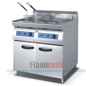 electric fryer with Cabinet(food type)