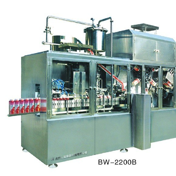 Juice Filling Machine