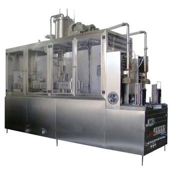 Semi-automatic juice Filling and Sealing Machine