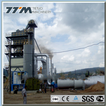 120t/h china asphalt mixing plant GLB-1500