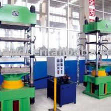 XLB plate vulcanizer machine