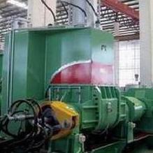 Dispersion mixer for rubber and plastics