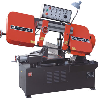Horizontal Band Saw Machine-GB4028