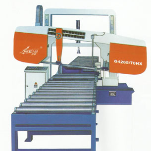 band sawing machine for channel steel G4265/70HX