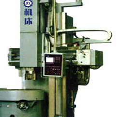 CK5112 single column vertical CNC lathe machine